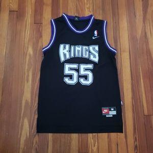 Sacramento Kings Jason Williams #55 Nike Stitched